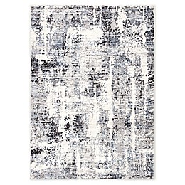 Jaipur Living Erela Area Rug in Grey/White