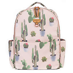 Twelvelittle On The Go Backpack Diaper Bag in Cactus