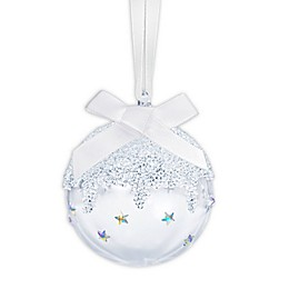 Swarovski® Small Christmas Ball Ornament