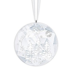 Swarovski® Winter Night Christmas Ornament