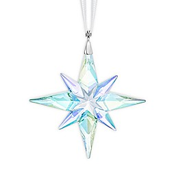 Swarovski® Small Star Christmas Ornament