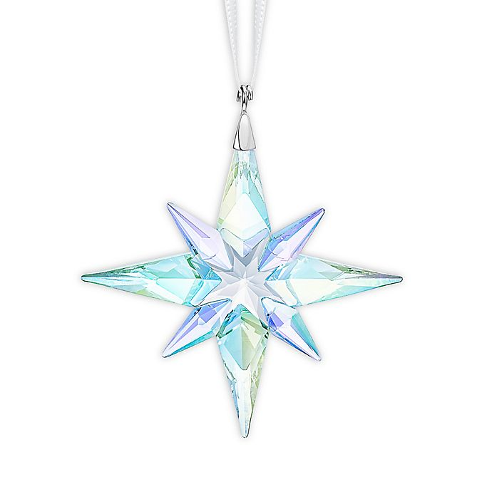 Alternate image 1 for Swarovski® Small Star Christmas Ornament