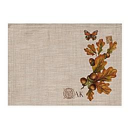 Harvest Oak Placemats in Natural (Set of 4)