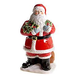 Certified International Vintage Santa 3D Cookie Jar