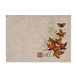 Harvest Maple Placemats in Natural (Set of 4)