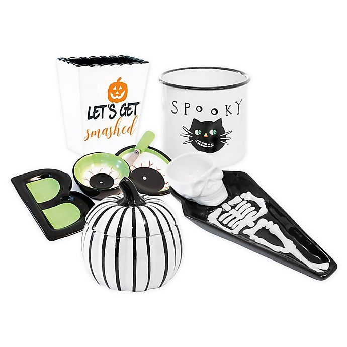 Alternate image 1 for Boston International Halloween Serving Dishes and Accessories Collection