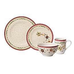 Villeroy & Boch Bakery Delight Dinnerware Collection in White
