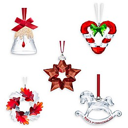 Swarovski® Christmas Ornament Collection