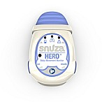 Snuza Hero Baby Movement Monitor in Grey in Lavender