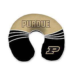 Purdue University Wave Memory Foam U-Neck Travel Pillow