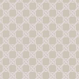 Echo Design™ Trellis Wallpaper Sample in Grey