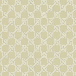 Echo Design™ Trellis Wallpaper Sample in Taupe