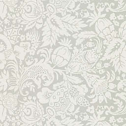 Echo Design™ Bali Wallpaper Sample in Grey