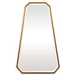 Uttermost Ottone 22-Inch x 36-Inch Wall Mirror in Gold
