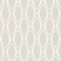 Echo Design™ Eclipse Wallpaper Sample in Cream