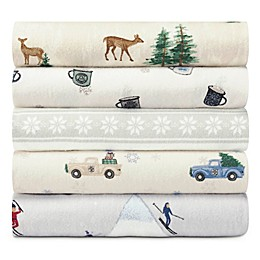Eddie Bauer® Winter Outing Flannel Bedding Collection