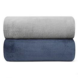 Nautica® Ultra Soft Plush Blanket