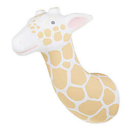 Marmalade™ Giraffe Head Paper Mache Wall Art in Yellow/White
