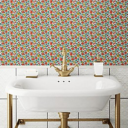 RoomMates® Floral Ditzy Peel & Stick Wallpaper