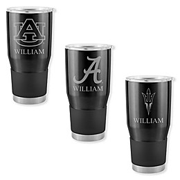 Collegiate 30 oz. Etched Stainless Steel Ultra Tumbler Collection