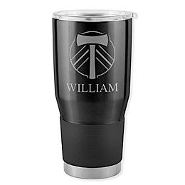 MLS Portland Timbers 30 oz. Etched Stainless Steel Ultra Tumbler