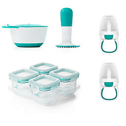 Oxo Tot® Toddler Feeding Accessories Bundle in Teal