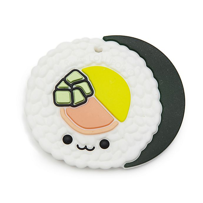 Alternate image 1 for Loulou Lollipop™ Sushi Roll Teether