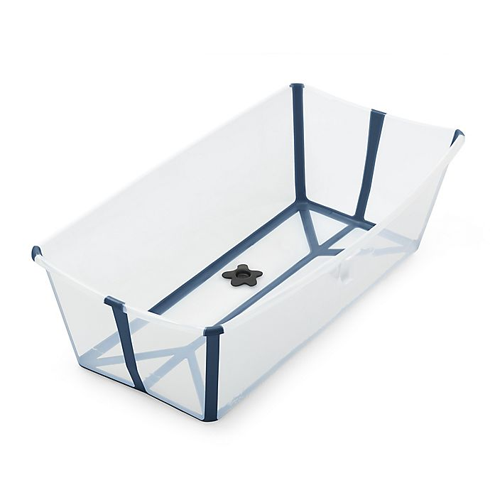 Alternate image 1 for Stokke® Flexi Bath® X-Large Tub in Blue