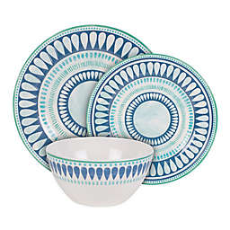 Fitz & Floyd® Tranquility 12-Piece Melamine Dinnerware Collection