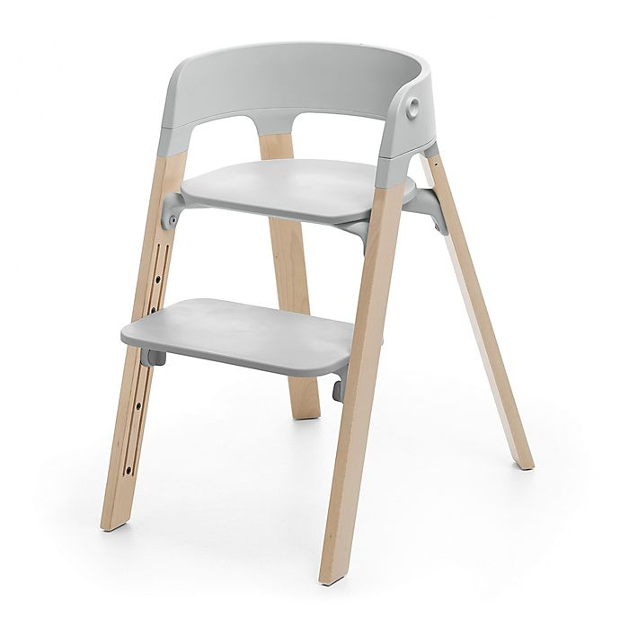 Alternate image 1 for Stokke® Steps Seat™ in Grey