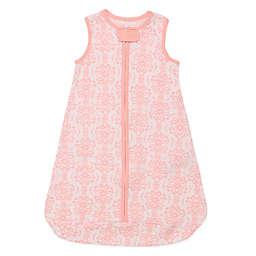 Little Me® Damask Wearable Blanket in Pink
