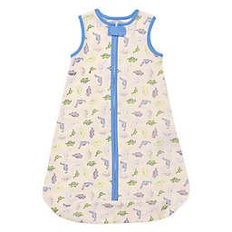 Little Me® Dino Wearable Blanket in White