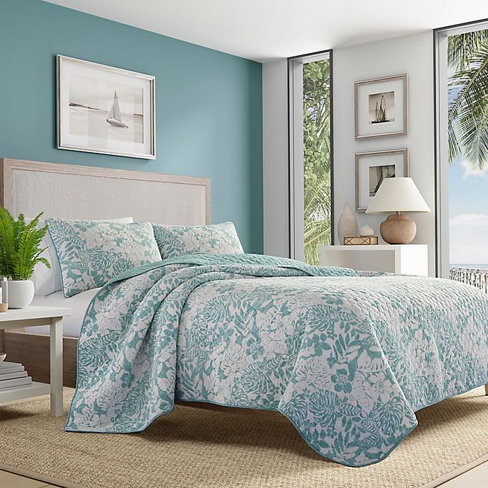 Alternate image 1 for Tommy Bahama® Laguna Beach Quilt Set