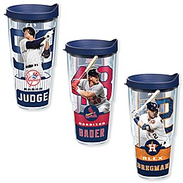 Tervis® MLB Player 24 oz. Wrap Tumbler with Lid Collection