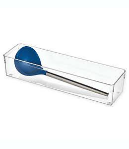 iDesign® Organizador para cajones profundos de 10.16 x 38.1 cm