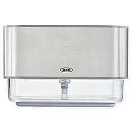 OXO Good Grips® Soap Dispensing Sponge Holder