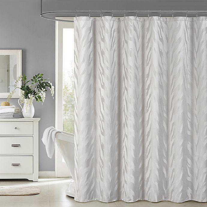 Alternate image 1 for J. Queen New York™ Kaiyah Shower Curtain
