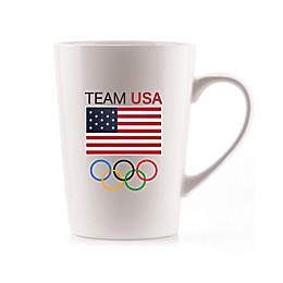 Duck House, Inc.® Olympics Team USA Coffee Mug in White