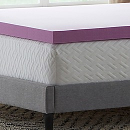 Dream Collection™ by LUCID® Lavender Infused Foam Mattress Topper Collection