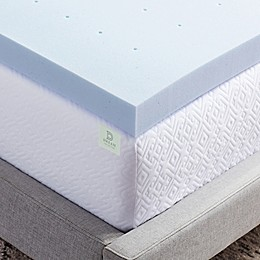 Dream Collection™ by LUCID® 3-Inch Gel Memory Foam Mattress Topper