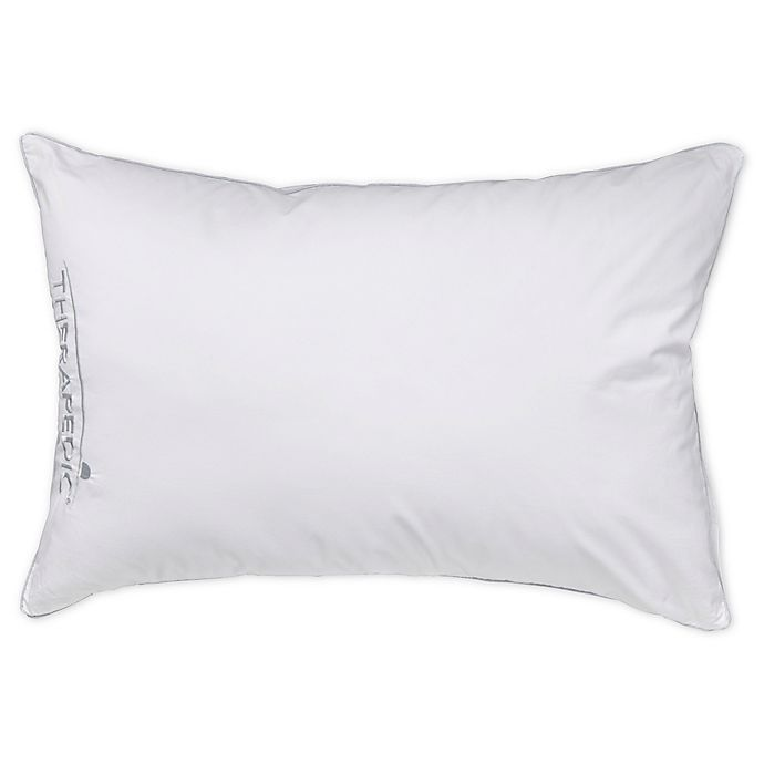Alternate image 1 for Therapedic® Allergen Barrier Pillow