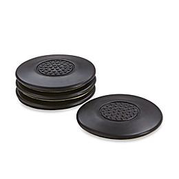 Waxman 2.5-Inch Black Furniture Gripper