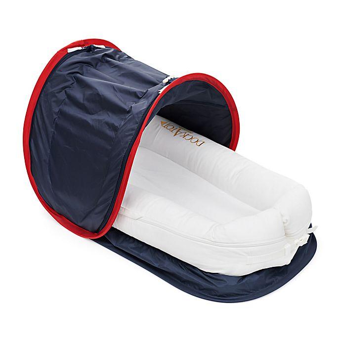 Alternate image 1 for DockATot® Cabana Kit for Deluxe+ Dock in Endless Blue