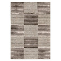 Chandra Rugs Elantra Hand Knotted Area Rug