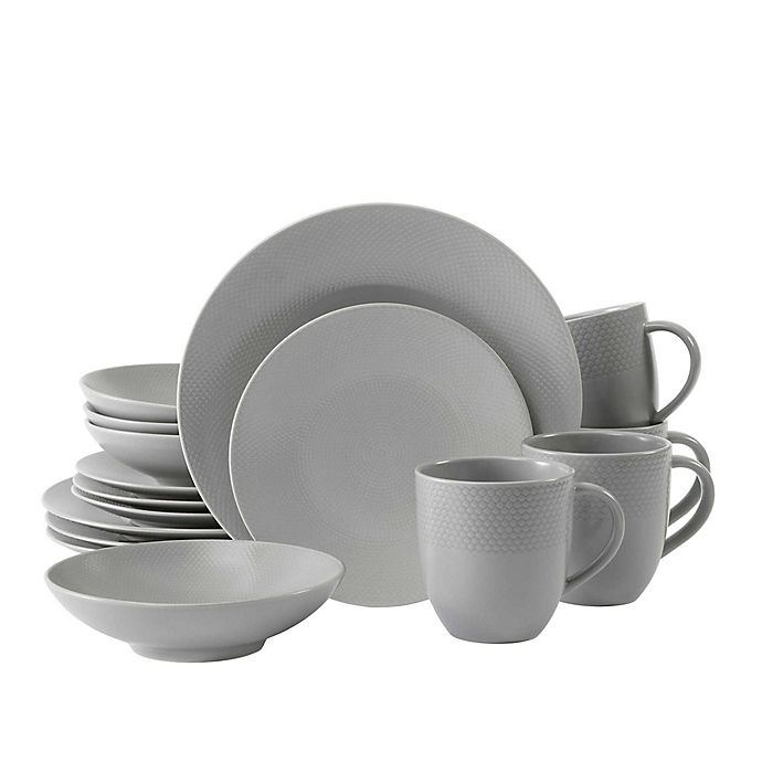 Alternate image 1 for Neil Lane™ by Fortessa® Trilliant Dinnerware Collection
