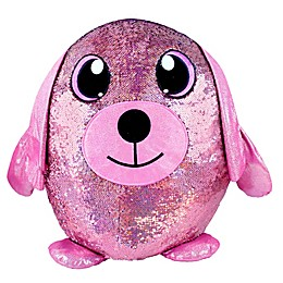 Shimmeez Lulu Reversible Sequins Plush Toy