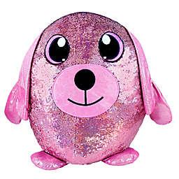Shimmeez Lulu Reversible Sequins Plush Toy