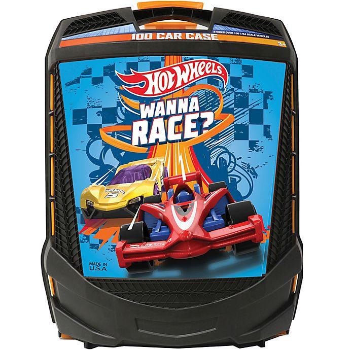 Alternate image 1 for Hot Wheels® 100-Car Storage Case