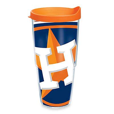 Tervis® Houston Astros 24-Ounce Wrap Tumbler with Orange Lid