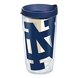Tervis® University of Notre Dame Fighting Irish 16 oz. Wrap Tumbler with Blue Lid